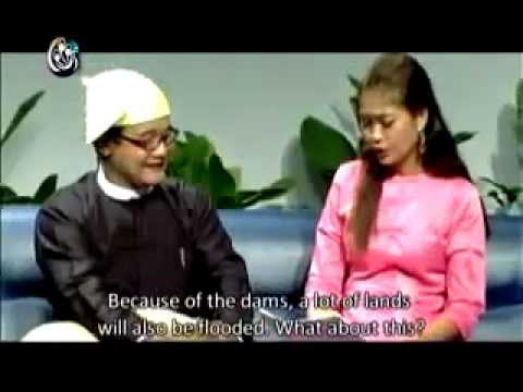 [ENG SUB] Myanmar Funny Unreliable  News Program with English Subtitle