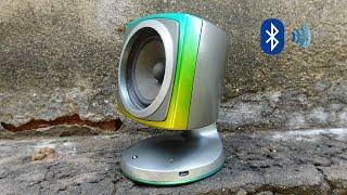 Building Bluetooth Speaker Fŗom Old Speaker Box