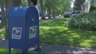 Postal Service Defends Mailbox Removal