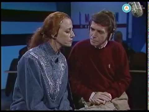 Maya Plisetskaya en Imagen de Radio, 1990