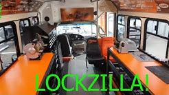 "Rekey Xpress Locksmith   ""Lockzilla"" in The Woodlands, TX 2018"