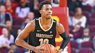 Vanderbilt PG Darius Garland    2018-19 Season Highlights