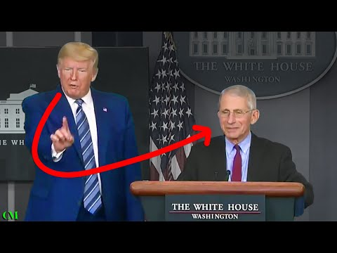 The Moment Trump Decided To Fire Fauci (Body Language Analysis)