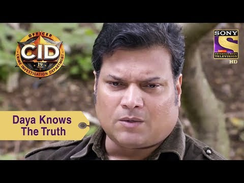Your Favorite Character | Daya Knows The Truth | CID