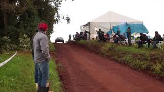 REVIEW 2017   Passagem dos carros SS 1   Rally de Erechim 2017