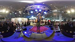 Summer NAMM 2019 - Mason Pace - Gibson Stage Performance in 360