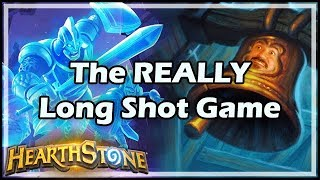 The REALLY Long Shot Game - Witchwood / Hearthstone