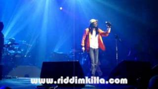 Alpha Blondy - Jerusalem live in Paris Zenith 2011