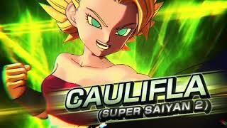 Dragon Ball Xenoverse 2   Caulifla Trailer
