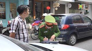 Lập trật tự trên các tuyến phố quận Trung Tâm | Camera 141