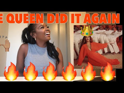 """Beyoncé –""""Spirit""""+""""Bigger"""" Extended Cut From Disney's The Lion King (Official Video) REACTION"""