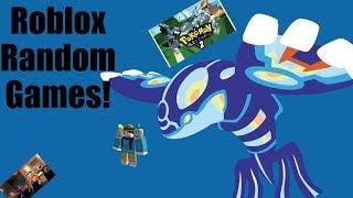 Roblox Random Games w/Fans (Entwicklung auf dem Spiel) Und POKEMON SHOWDOWN! ROAD ZU 1.3K!