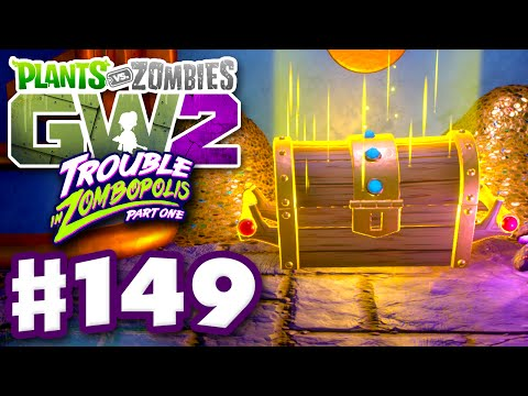 Plants vs. Zombies: Garden Warfare 2 - Gameplay Part 149 - Crazy Target Range Chest! (PC)