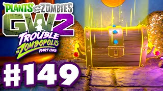 Plants vs. Zombies: Garden Warfare 2 - Gameplay Part 149 - Crazy Target Range Chest! (PC)