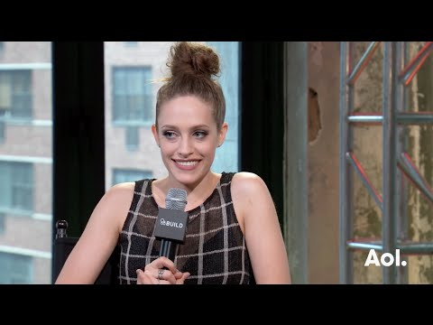Carly Chaikin On