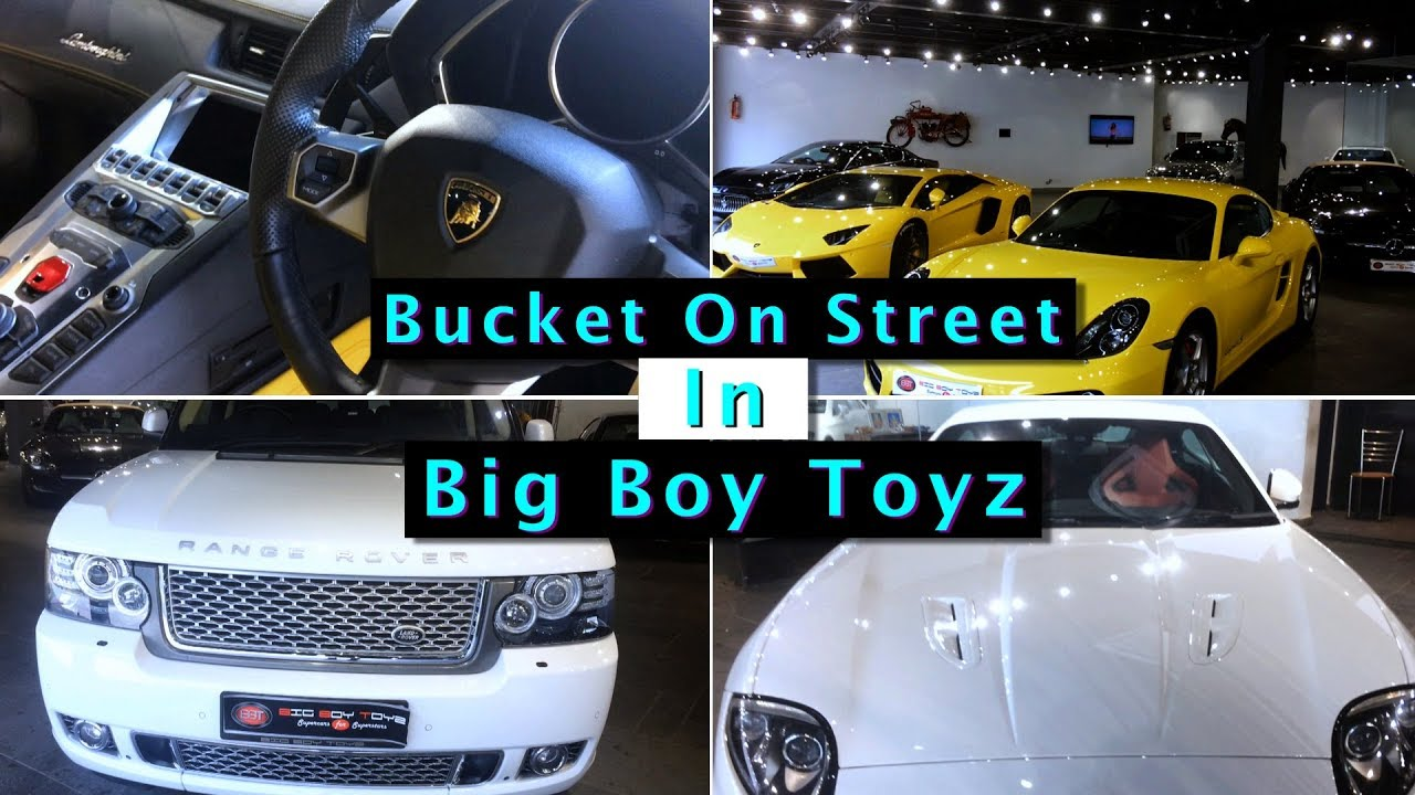 Exotic Pre Owned Cars Big Boy Toyz Luxury Cars Showroom Second