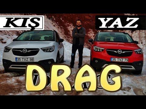 DRAG - Yaz Vs Kış Lastiği