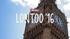 LONTOO '16 | MATKALLA