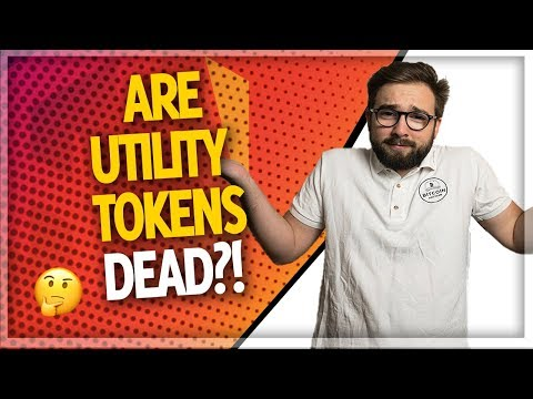 Crypto Security Tokens vs Utility Tokens (Explained!)