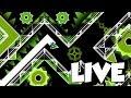 Geometry Dash | GALATIC FRAGILITY By: TeamSmokeWeed #2 [LIVE STREAM] 97%