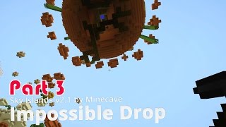 Minecraft Adventure Map - Sky Islands v2.1 - Impossible Drop {3}