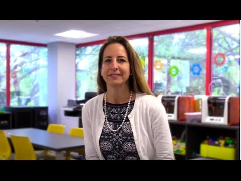Are You ALL IN? Meet Head of School Helena Levine