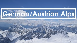 German & Austrian Alps: The Road Trip
