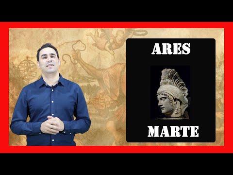 ares-o-marte-|el-dios-de-la-guerra-|mitología