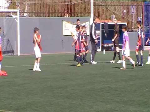 campeones liga futbol alameda de osuna benjamin a