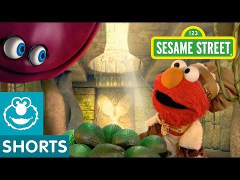 Sesame Street: Elmo the Musical Guacamole