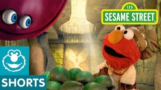 Sesame Street: Elmo the Musical Guacamole