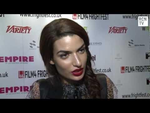 Skyfall New Bond Girl Tonia Sotiropoulou Interview