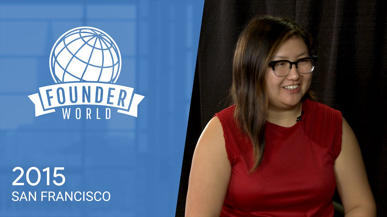 Lisa Fetterman: CEO, Nomiku (Founder World 2015) - YouTube