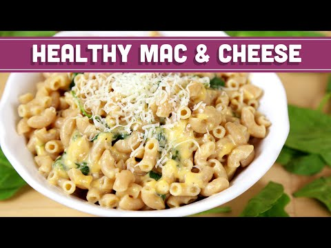 Healthy Mac And Cheese Recipe and BIRTHDAY EPISODE! Mind Over Munch