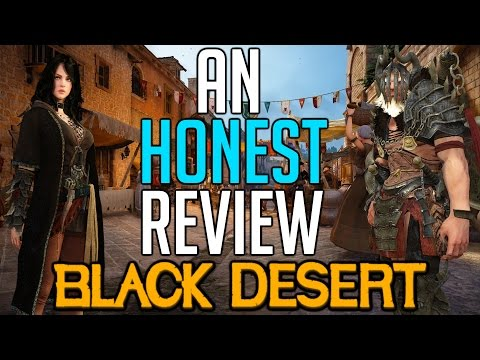 """Black Desert Online Review """"My Honest Thoughts"""""""