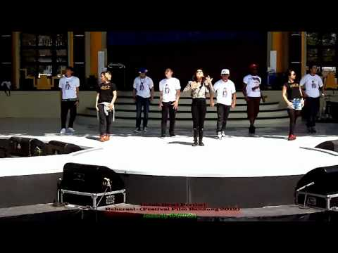 Indah Dewi Pertiwi | LIVE Rehearsal FFB | Directed By: 4B4H D'dank