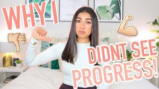 Why You're Not Losing Weight! 10 Fitness Mistakes I Made! | Jeanine Amapola