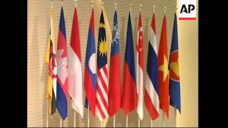 Plenary meeting of leaders at ASEAN summit