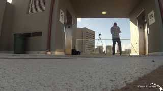 GoPro: Shooting time lapse - Hassled by guard - Was made to leave - Fun video though!!