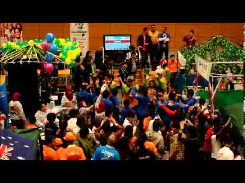 FLL ASIA PACIFIC OPEN CHAMPIONSHIP 2013 -  DAY 1