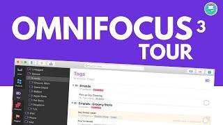 OmniFocus 3 in 20-minutes with @Peter Akkies