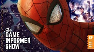 GI Show - Spider-Man, Ernest Cline, Adam Boyes Interview