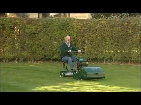 ATCO WhichMower Royale InAction