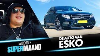 HUTS! ESKO OVER HIPHOP IN NL // DAY1 De Auto van Esko
