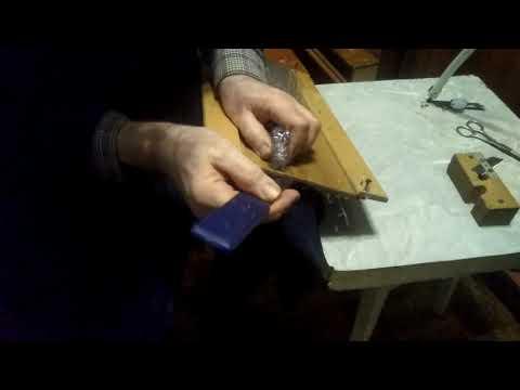 Как сделать метлу из пластиковых бутылок 2.