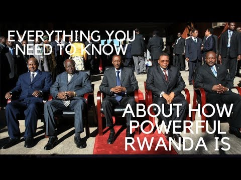 Rwanda country profile. Everything YOU need to know about Rwanda. How powerful is Rwanda?