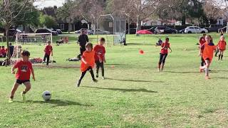 Six Year Old Soccer Highlights