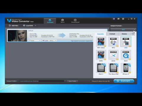 Get A Free Video Converter Without Watermark