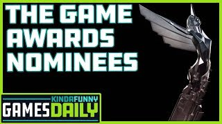 The Game Awards 2019 Nominations - Kinda Funny Games Daily 11.19.19