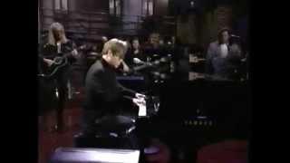 Elton John - Blessed [live]